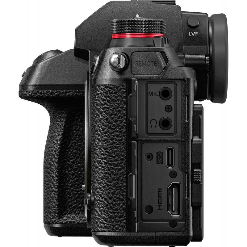Panasonic Lumix DC-S1R + 24-105mm f/4.0