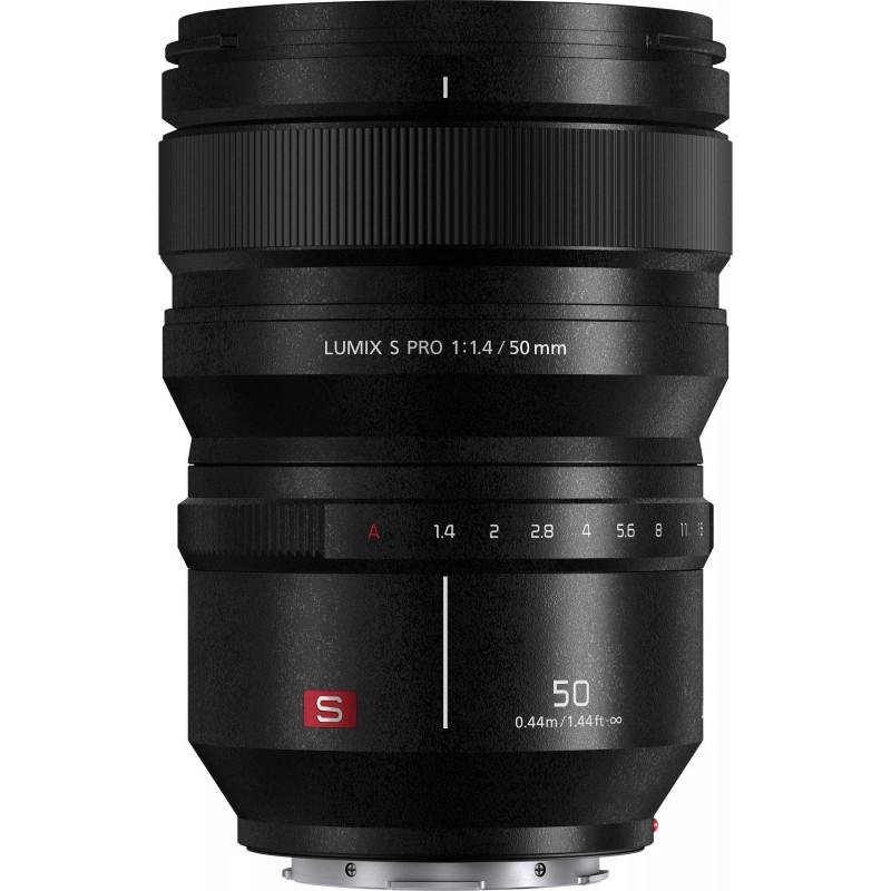 Panasonic Lumix S PRO 50mm f/1.4 O.I.S. objektiiv