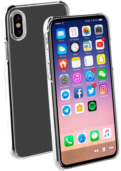 Vivanco kaitseümbris iPhone X/XS (38660)