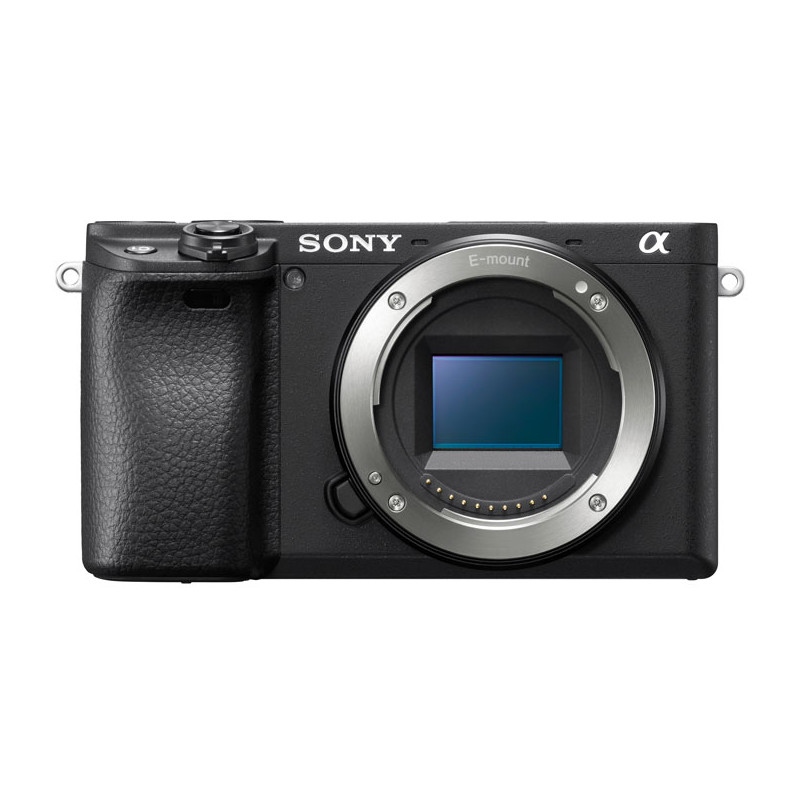 Sony a6400 body, black