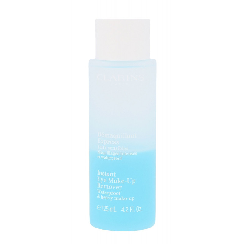 Clarins Instant Eye Make Up Remover Waterproof Heavy Make Up