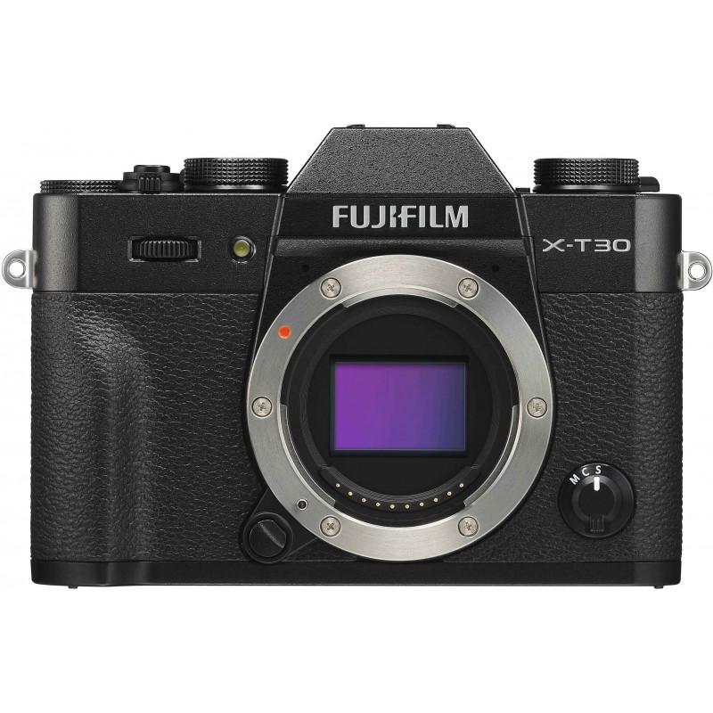 Fujifilm X-T30 kere, black