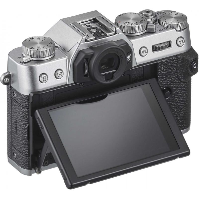Fujifilm X-T30 kere, silver