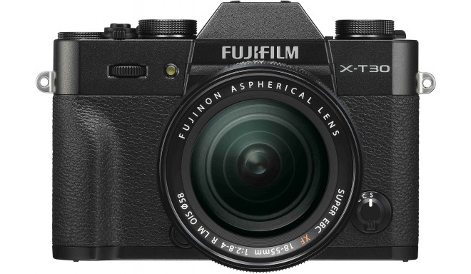 Fujifilm X-T30 + 18-55mm Kit, must