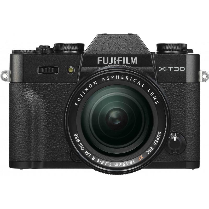 Fujifilm X-T30 + 18-55mm Kit, must
