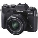 Fujifilm X-T30 + 15-45mm Kit, black