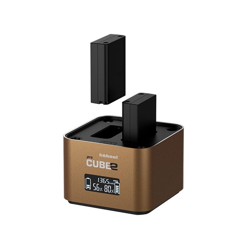 Hähnel laadija ProCube 2 Twin Olympus