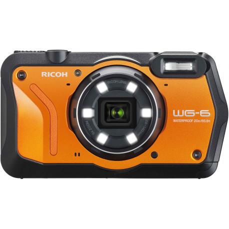 Ricoh WG-6, orange