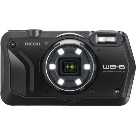 Ricoh WG-6, черный