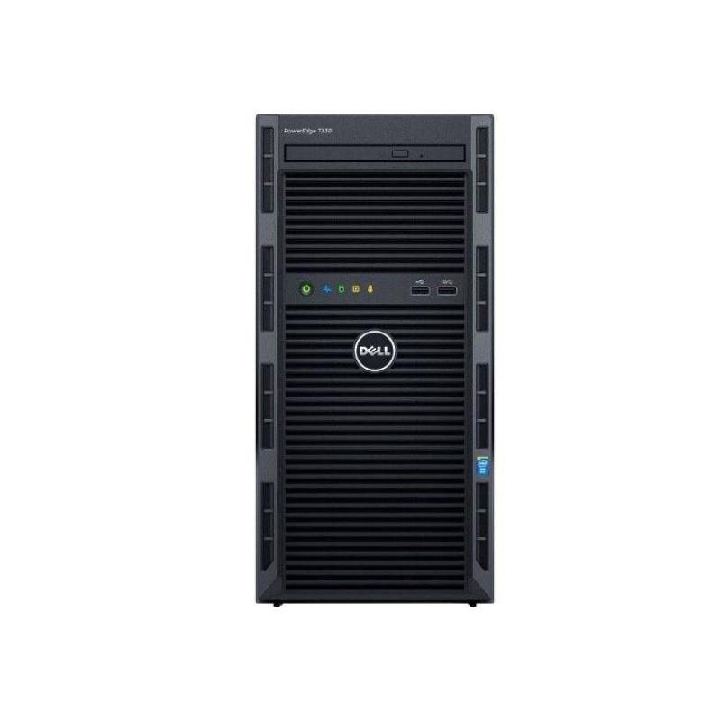 SERVER T130 E3-1240V6 H330/8GB/1TB/4X3 5/3Y NBD DELL