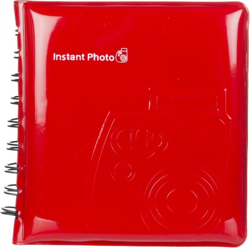 Fujifilm Instax album Mini Jelly, punane