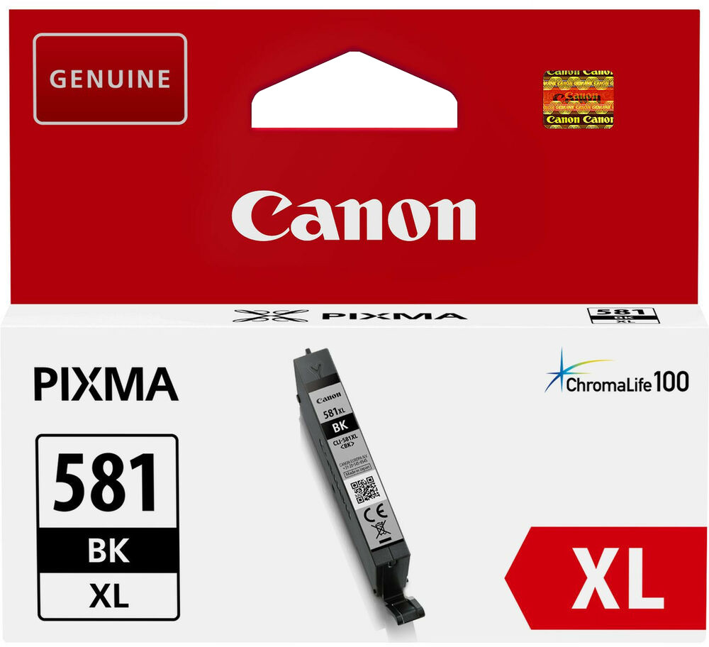 Canon tint CLI-581XL, must
