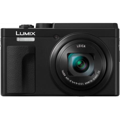 Panasonic Lumix DC-TZ95, черный