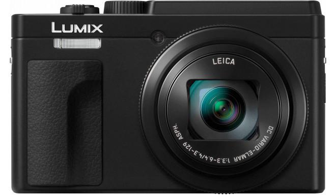 Panasonic Lumix DC-TZ95, melns