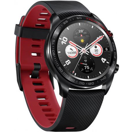 Huawei Honor Watch Magic, черный/красный