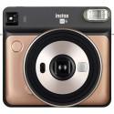 Fujifilm Instax SQ6, blush gold + film