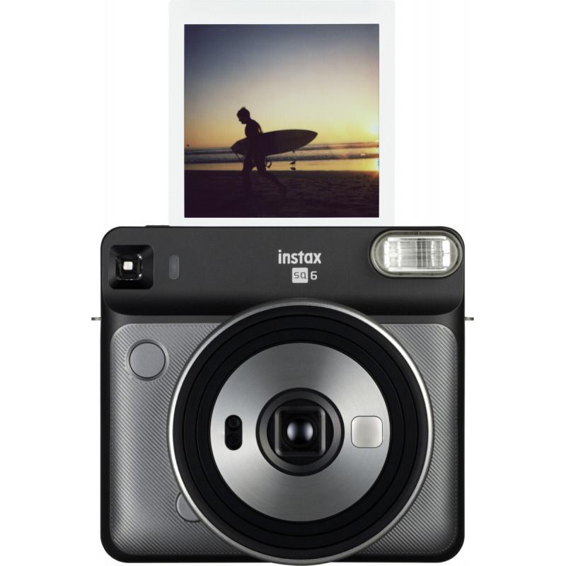 Fujifilm Instax SQ6, graphite grey + film