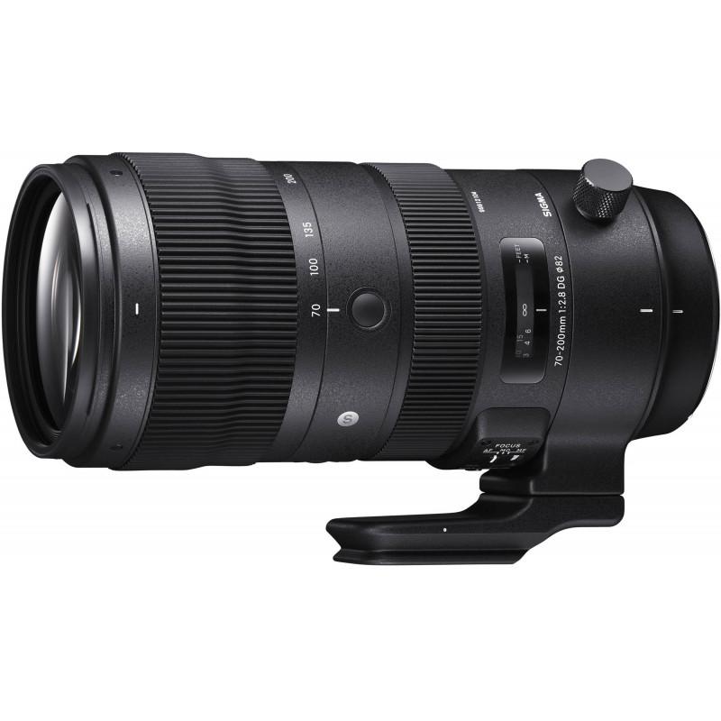 Sigma 70-200mm f/2.8 DG OS HSM Sports objektiiv Nikonile