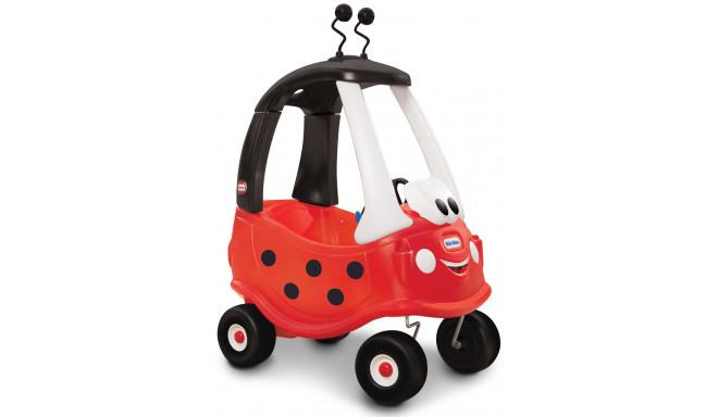 Little Tikes sisseistutav auto Cozy Coupe Lepatriinu
