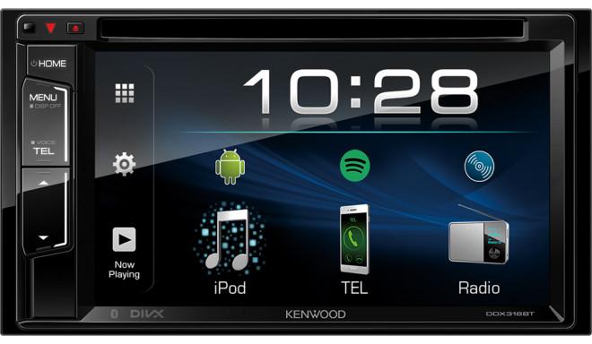 Kenwood video system DDX-318BT (opened package)