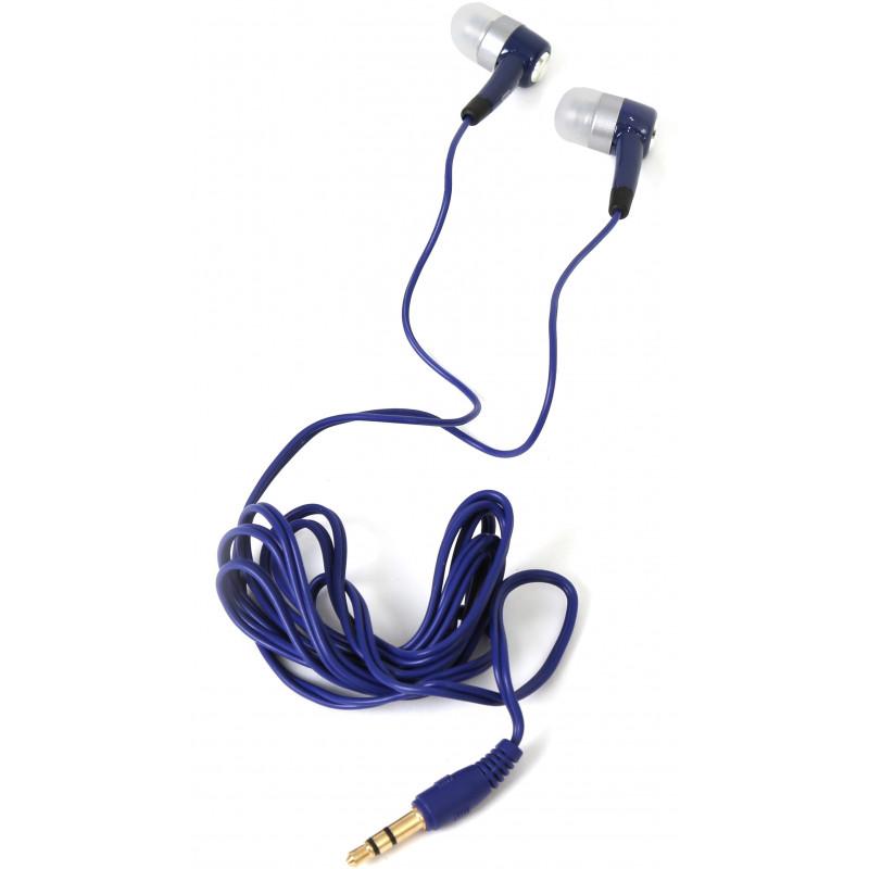 Omega Freestyle kõrvaklapid FH1016, sinine (42278)