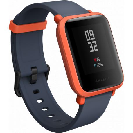 Xiaomi viedpulkstenis Amazfit Bip, sarkans