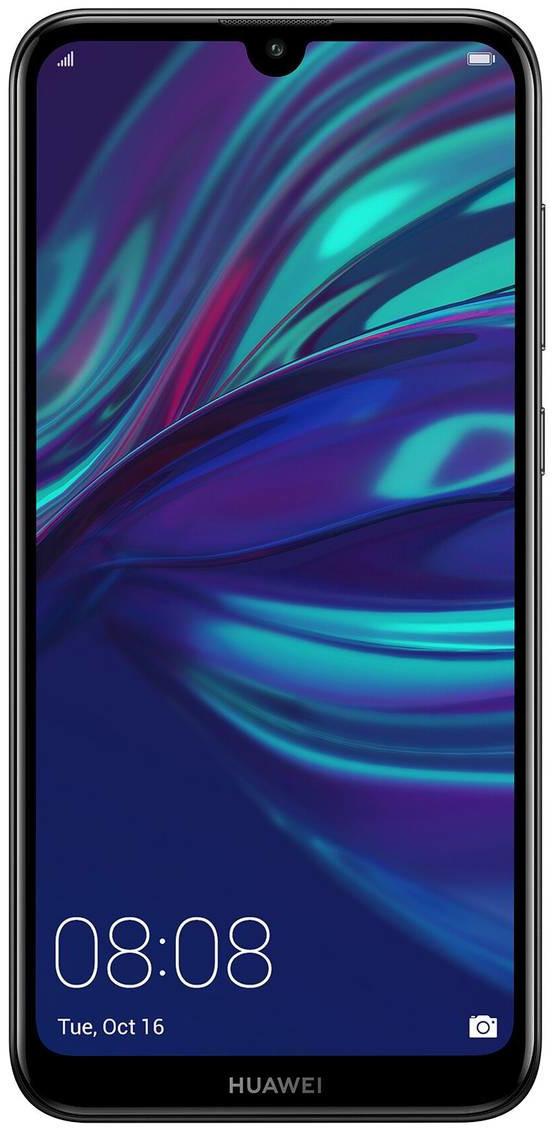Huawei Y7 2019 32GB DualSIM, midnight black