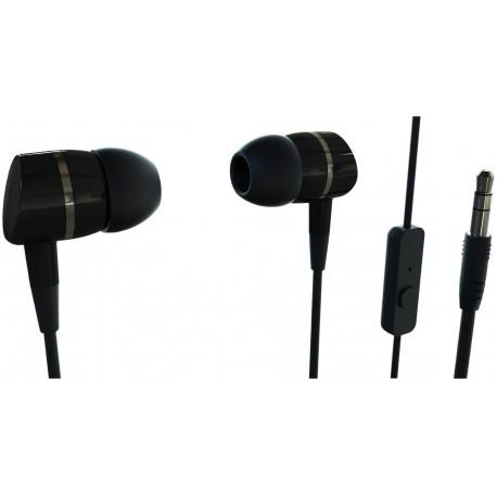 Vivanco kõrvaklapid + mikrofon Smartsound, must (38009)