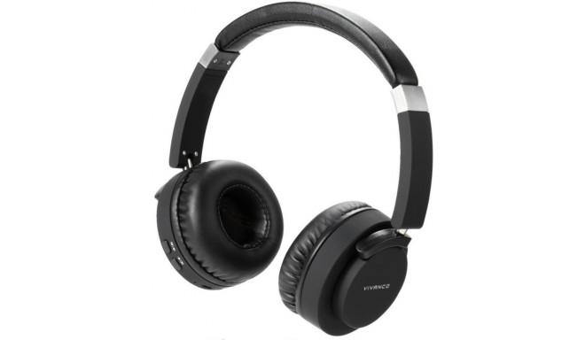 Vivanco наушники + микрофон BTHP260, черный (37578)