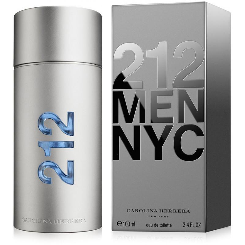 Carolina Herrera 212 NYC Pour Homme Eau de Toilette 100ml