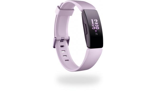 Fitbit aktivitātes trekeris Inspire HR S/L, violets