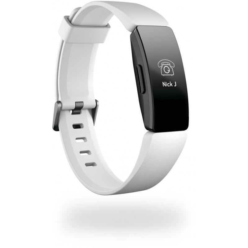 Fitbit activity tracker Inspire HR S/L, white