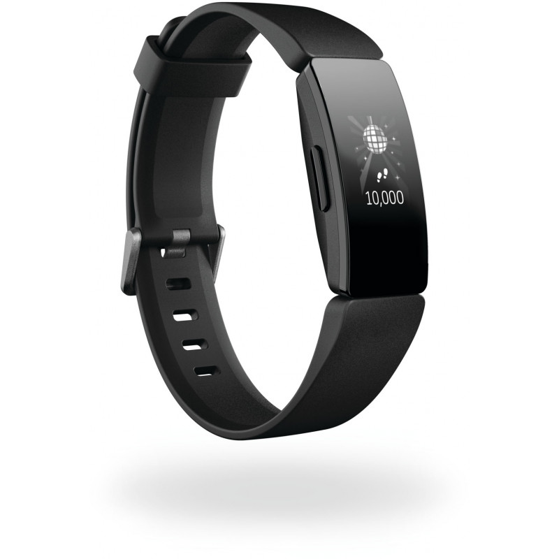 Fitbit activity tracker Inspire HR S/L, black