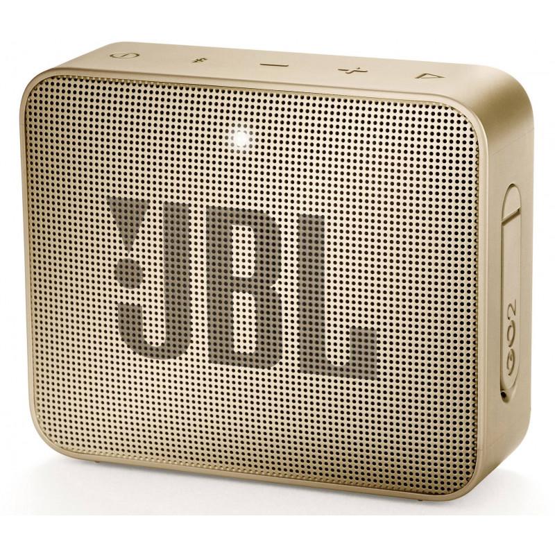 JBL juhtmevaba kõlar Go 2 BT, kuldne
