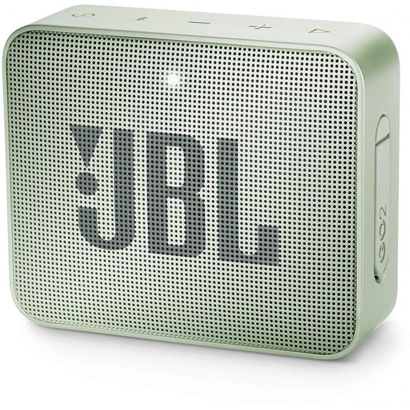 JBL juhtmevaba kõlar Go 2 BT, mündiroheline