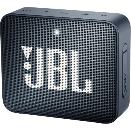 JBL wireless speaker Go 2 BT, slate navy