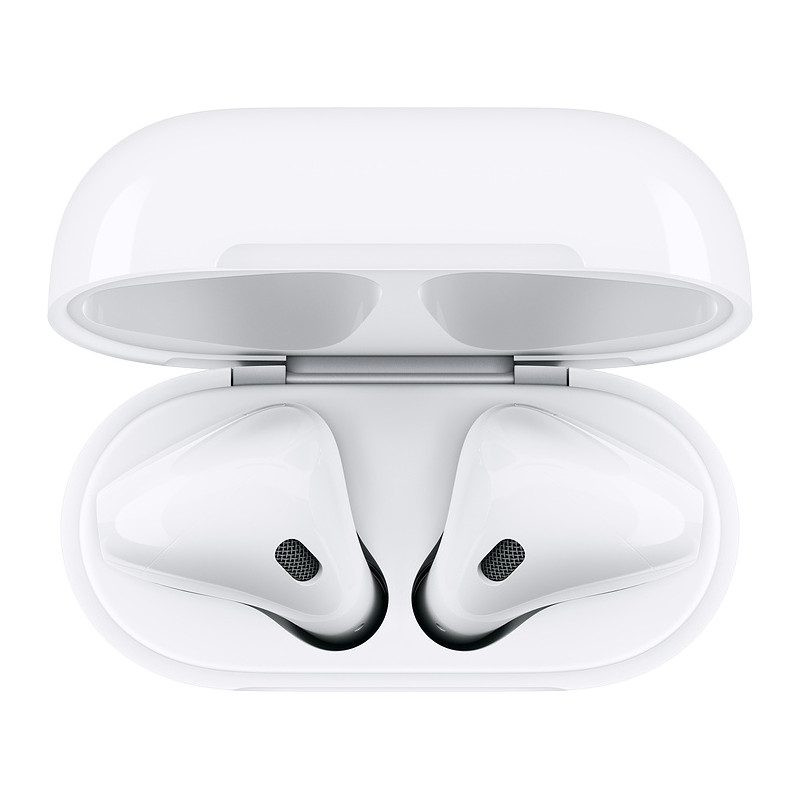 Apple AirPods + wireless charging case (MRXJ2ZM/A)