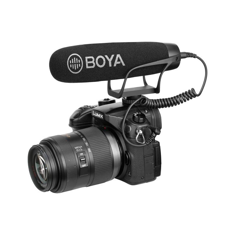 Boya microphone BY-BM2021 Compact Shotgun