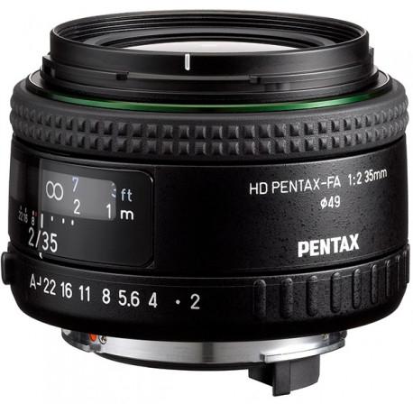 Pentax HD FA 35мм f/2.0 AL объектив