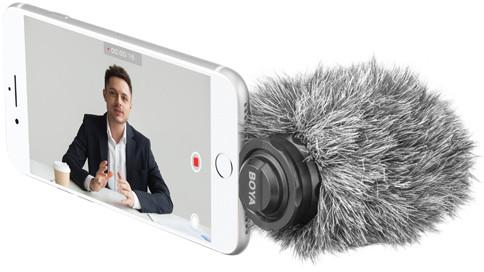 Boya mikrofon BY-DM200 Plug-In iOS