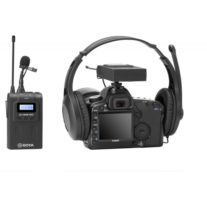 Boya mikrofon BY-WM8 Pro-K1 UHF Wireless