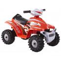 ATV Mini Quad, punane, 6V