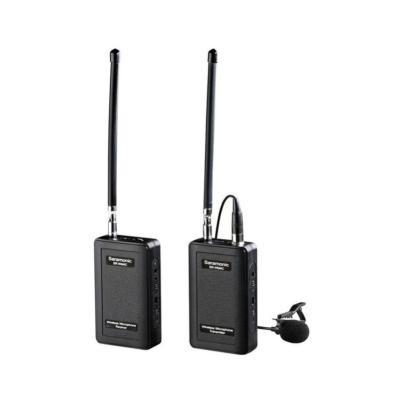 Saramonic mikrofon SR-WM4C VHF Wireless