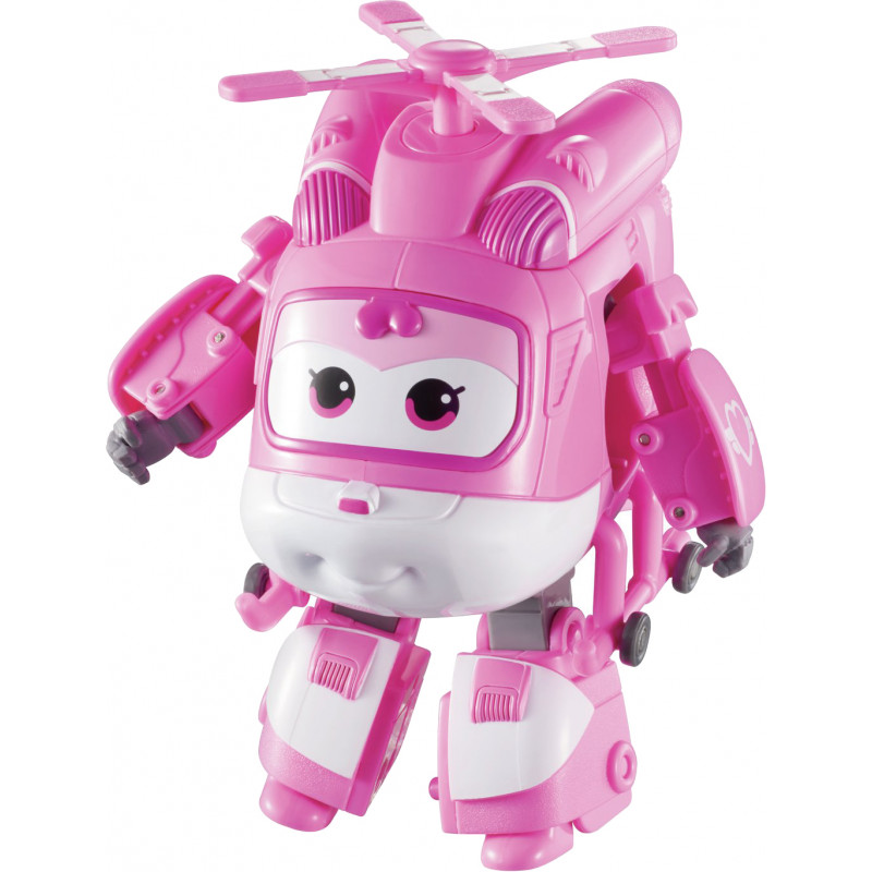 Super Wings toy plane Transforming Dizzy