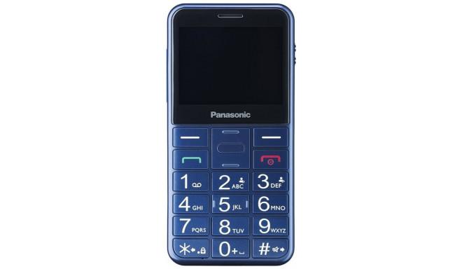 Panasonic KX-TU150 Dual SIM, sinine