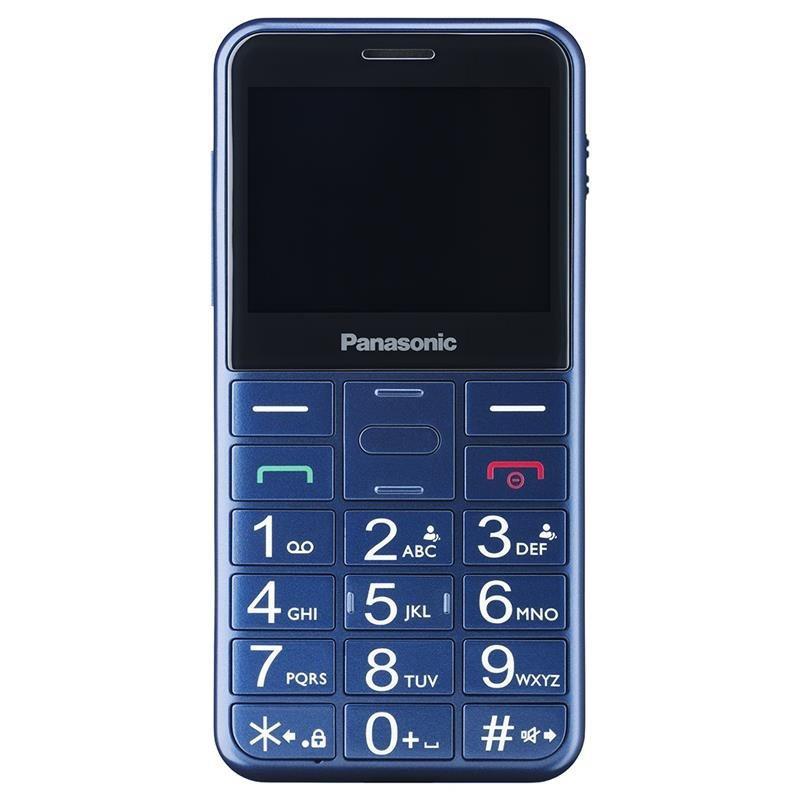 Panasonic KX-TU150 Dual SIM, синий