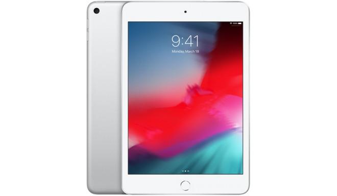Apple iPad Mini 5 64GB WiFi, sudrabots