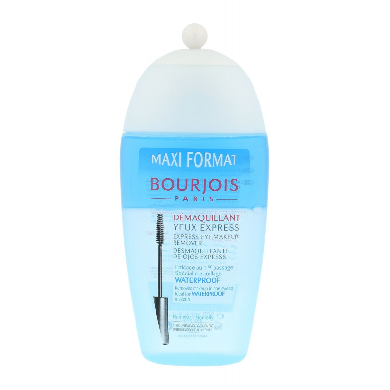 BOURJOIS Paris Express Eye For Waterproof Make-Up (200ml)
