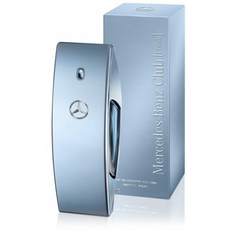 Mercedes benz club fresh pour homme eau de toilette 50ml for Mercedes benz club eau de toilette