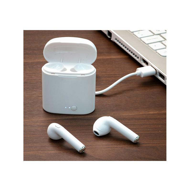 InnovaGoods juhtmevabad kõrvaklapid + mikrofon SmartPods